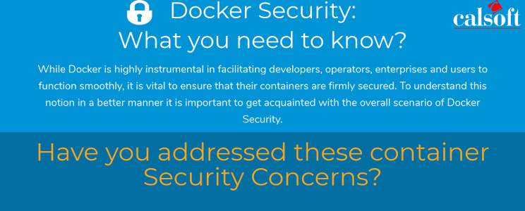 [Infographic] Docker Security: What You Need To Know?