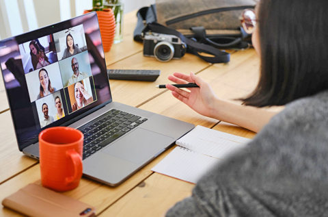 Virtual Conferencing Gains Traction