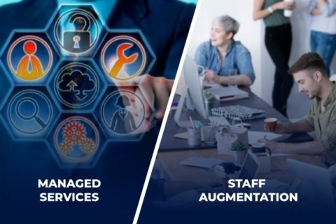 Managed Services or Staff Augmentation, or Both: What Works Best for You?