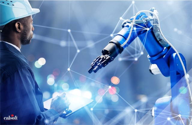 Industry 4.0 – The Path to Full Industrial Automation