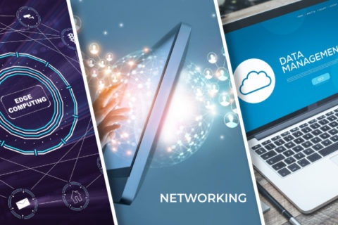 Coming together at the Edge — Edge Computing, Networking, and Data Management